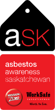 asbestos awareness saskatchewan logo
